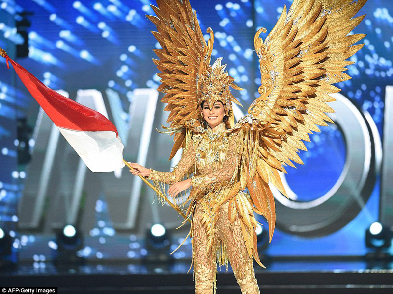 miss universe 2017 indonesia