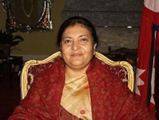 president-of-nepal