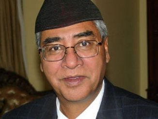 Sher Bahadur Deuba