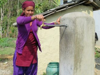 rural drinking water supply news photo