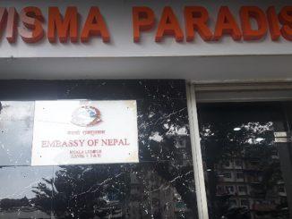 Nepali embassy in Malysia
