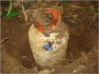cylinder bomb