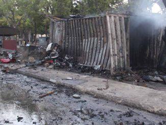 SOMALIA-MOGADISHU-BOMB BLAST