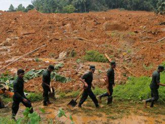 srilanka landslide