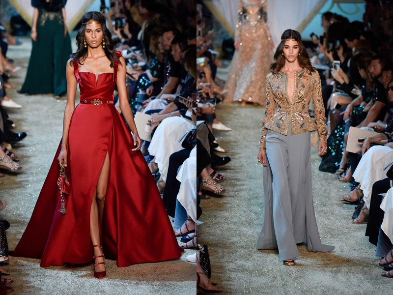 Haute Couture Fall-Winter collection 2