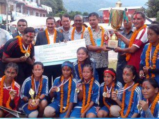 Handball Pokhara
