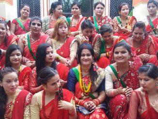 Pabita-sharma teej news music khabar