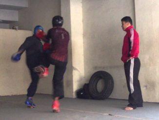 cick boxing