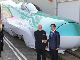 FILES-INDIA-JAPAN-TRANSPORT-DIPLOMACY