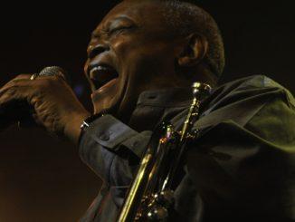 huge maskela jazz singer