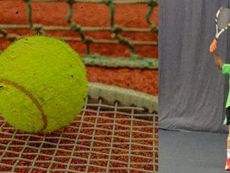 Tennis kamal thapa