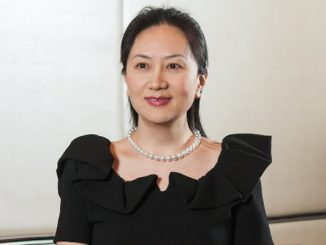 Huawei chief finance officer