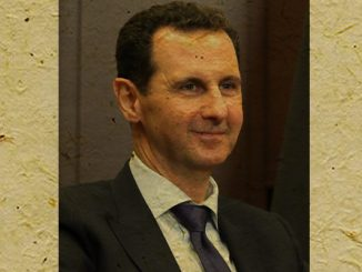Bashar_al-Assad news photo