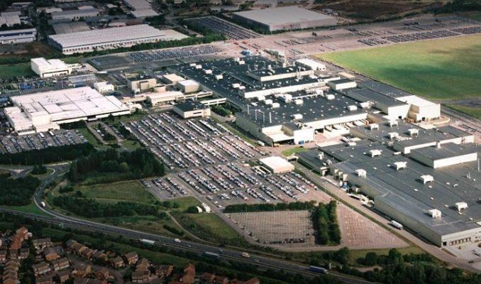 Honda plant UK