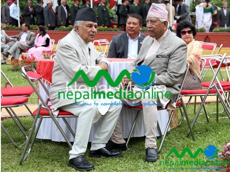Arjun N. KC & Ram C. Paudel